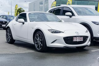 2017 Mazda MX-5 RF GT (black Roof) Convertible.