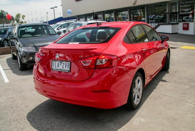 Demonstrator, Demo, Near New Holden Astra LT, Oakleigh, 2017 Holden Astra LT BL MY17 Sedan
