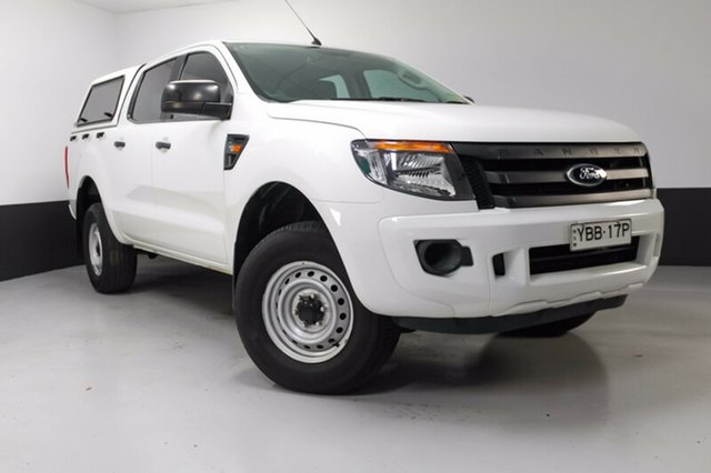 Used Ford Ranger XL Double Cab, Cardiff, 2013 Ford Ranger XL Double Cab Utility