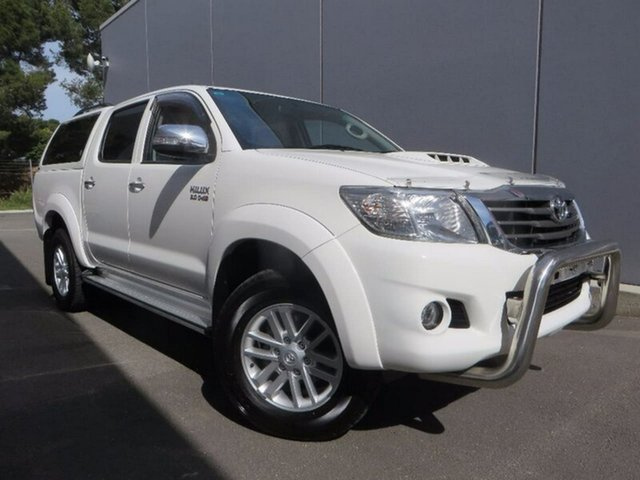 Used Toyota Hilux SR5 Double Cab, Reynella, 2014 Toyota Hilux SR5 Double Cab Utility