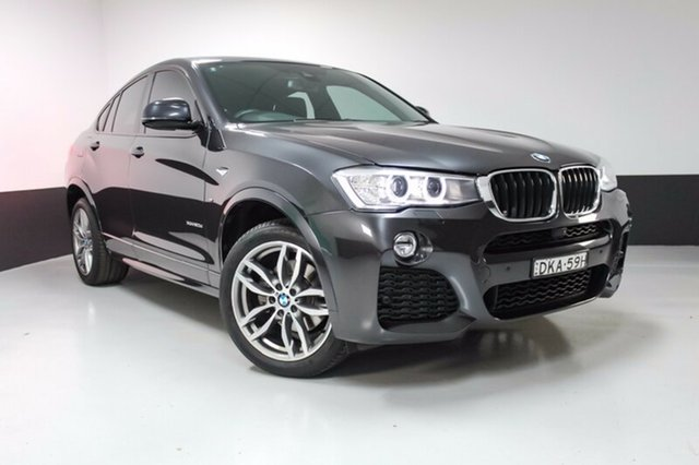 Used BMW X4 xDrive20d Steptronic, Cardiff, 2016 BMW X4 xDrive20d Steptronic Wagon