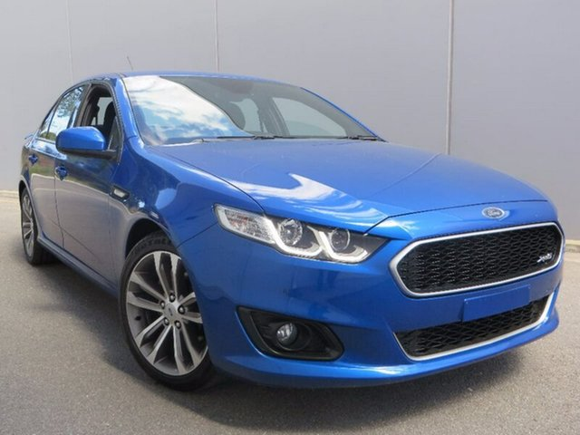 Used Ford Falcon XR6, Reynella, 2015 Ford Falcon XR6 Sedan