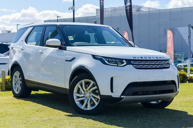 New Land Rover Discovery TD6 HSE, Springwood, 2017 Land Rover Discovery TD6 HSE Wagon