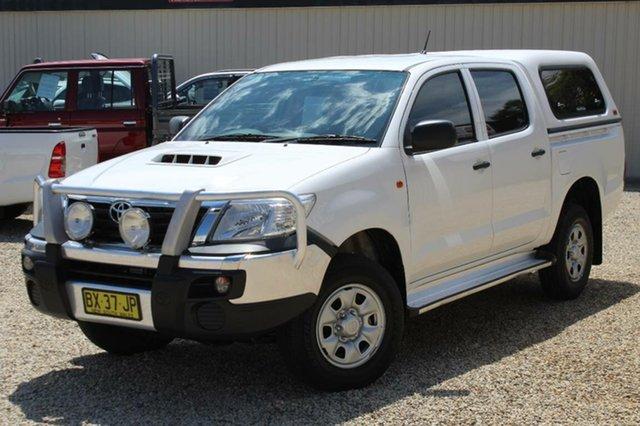 Used Toyota Hilux SR (4x4), Bathurst, 2013 Toyota Hilux SR (4x4)