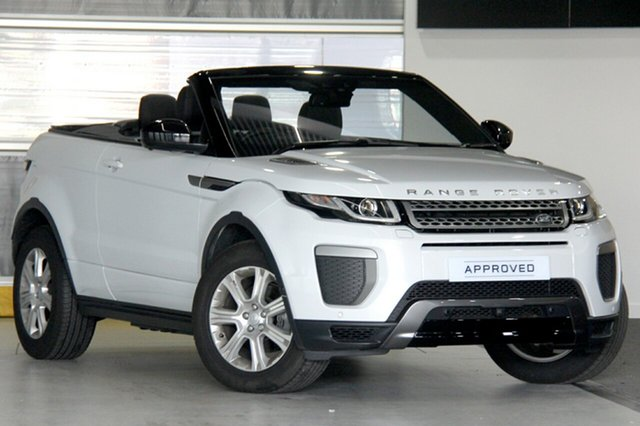 Used Land Rover Range Rover Evoque TD4 180 SE Dynamic, Doncaster, 2017 Land Rover Range Rover Evoque TD4 180 SE Dynamic Convertible