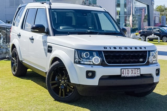 Used Land Rover Discovery SDV6 SE, Springwood, 2015 Land Rover Discovery SDV6 SE Wagon