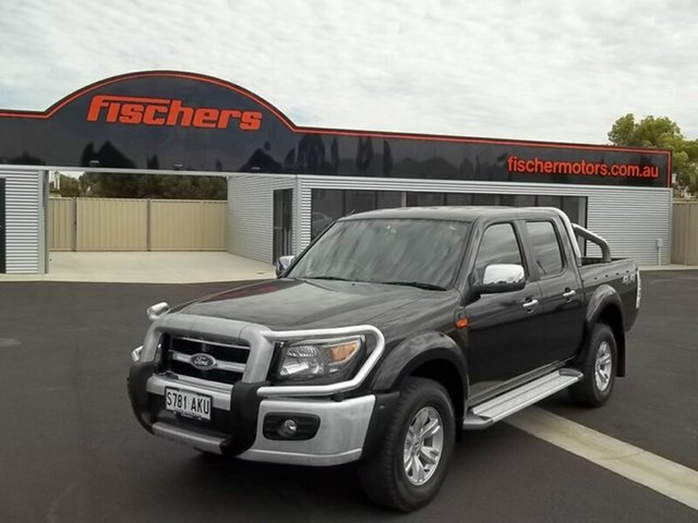 Used Ford Ranger XLT Super Cab, Murray Bridge, 2011 Ford Ranger XLT Super Cab Utility