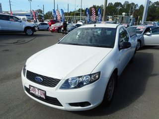 2008 Ford Falcon XL Ute Super Cab Utility.