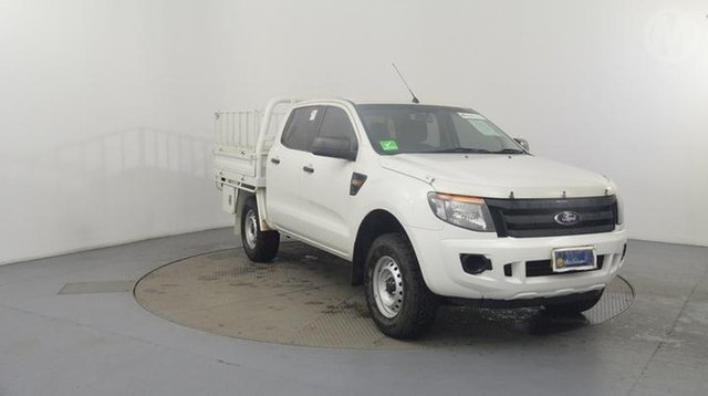 Used Ford Ranger XL Double Cab, Altona North, 2014 Ford Ranger XL Double Cab Cab Chassis