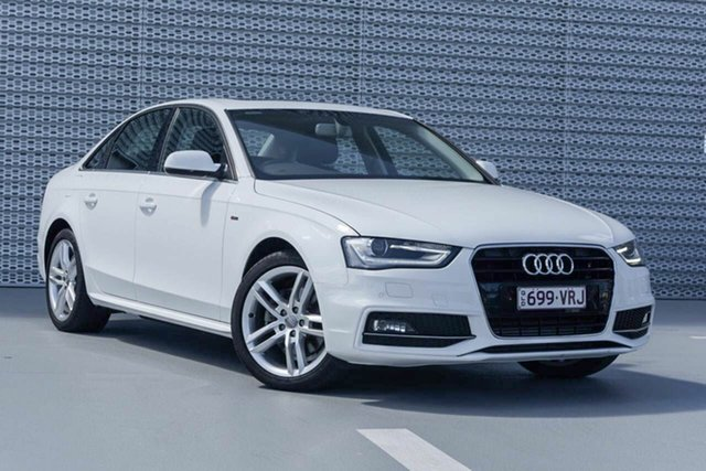 Used Audi A4 S Line Multitronic, Southport, 2014 Audi A4 S Line Multitronic Sedan