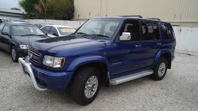 Used Holden Jackaroo Nullabor, Seaford, 2002 Holden Jackaroo Nullabor Wagon