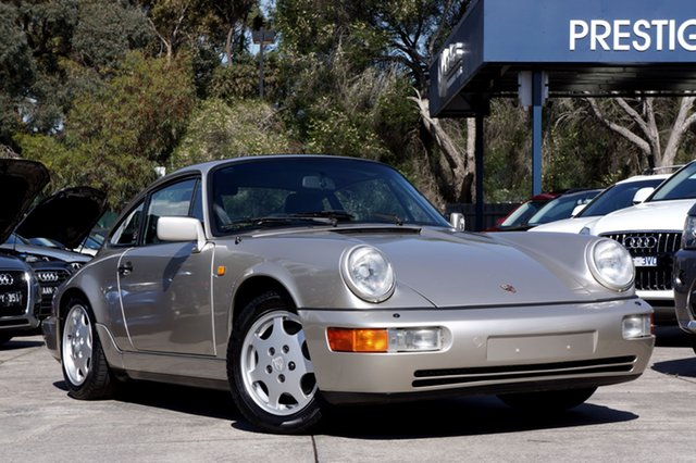 Used Porsche 911 Carrera 4 AWD, Balwyn, 1991 Porsche 911 Carrera 4 AWD Coupe