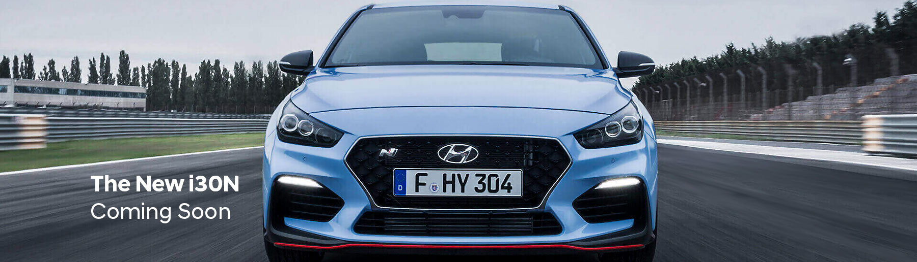 Hyundai i30N Coming Soon