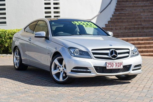 Discounted Used Mercedes-Benz C250 CDI BlueEFFICIENCY 7G-Tronic, Southport, 2012 Mercedes-Benz C250 CDI BlueEFFICIENCY 7G-Tronic Coupe