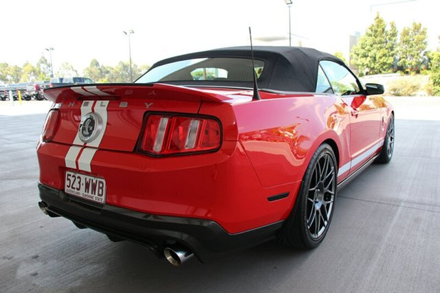Used Ford Mustang 2010, North Lakes, 2010 Ford Mustang 2010 Convertible