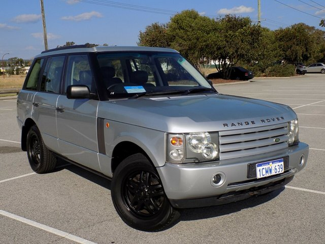 Used Land Rover Range Rover HSE, Maddington, 2003 Land Rover Range Rover HSE Wagon
