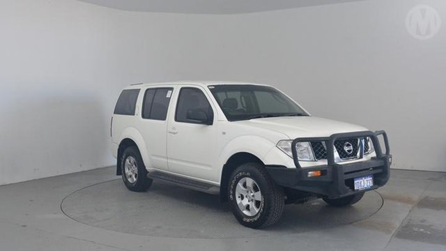Used Nissan Pathfinder ST (4x4), Altona North, 2008 Nissan Pathfinder ST (4x4) Wagon