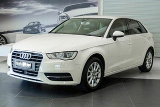 2015 Audi A3 Attraction Sportback S tronic Hatchback.