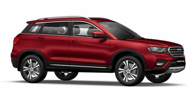 Discounted Demonstrator, Demo, Near New Haval H6 LUX DCT, North Lakes, 2017 Haval H6 LUX DCT Wagon