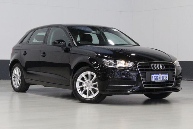 Used Audi A3 S/Back 1.4 TFSI Attraction CoD, Bentley, 2016 Audi A3 S/Back 1.4 TFSI Attraction CoD Hatchback
