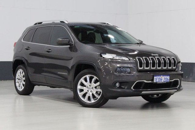 Used Jeep Cherokee Limited (4x4), Bentley, 2014 Jeep Cherokee Limited (4x4) Wagon