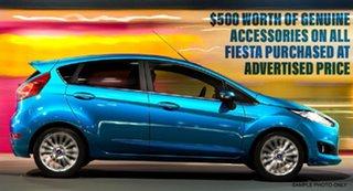 2017 Ford Fiesta Ambiente Hatchback.