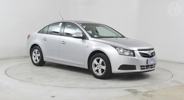 Used Holden Cruze CD, Altona North, 2010 Holden Cruze CD Sedan