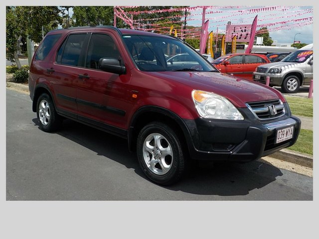 Used Honda CR-V, Margate, 2004 Honda CR-V Wagon