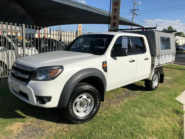 Used Ford Ranger XL (4x2), Toowoomba, 2010 Ford Ranger XL (4x2) Dual Cab Chassis