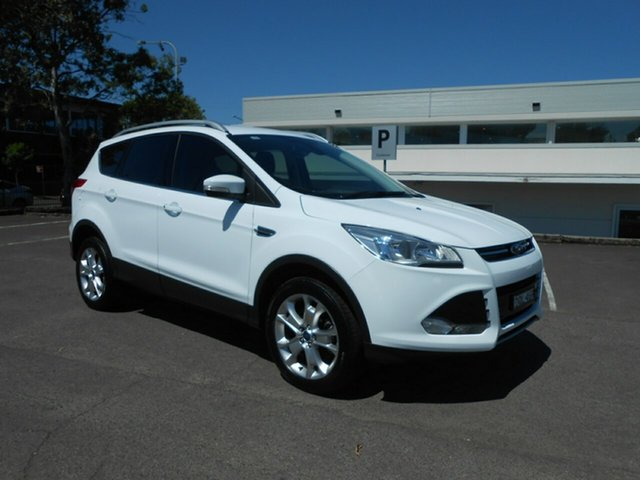Used Ford Kuga Trend PwrShift AWD, Nowra, 2015 Ford Kuga Trend PwrShift AWD Wagon