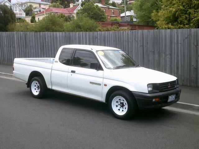 Used Mitsubishi Triton GLX, North Hobart, 2000 Mitsubishi Triton GLX Club Cab Utility