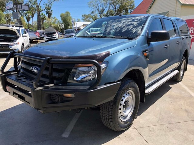 Used Ford Ranger XL Double Cab, Toowoomba, 2012 Ford Ranger XL Double Cab Utility