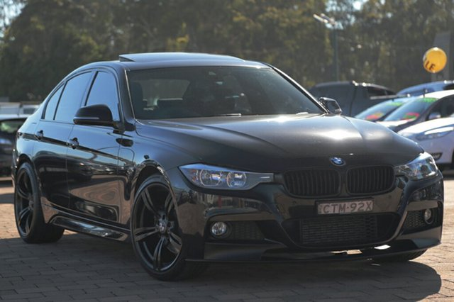 Used BMW 328I M Sport, Warwick Farm, 2014 BMW 328I M Sport Sedan