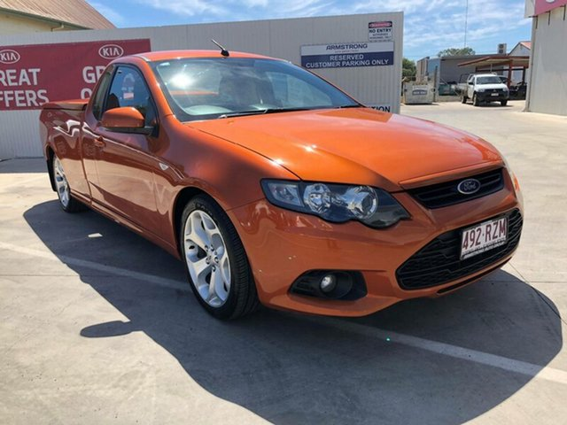 Discounted Used Ford Falcon XR6 Ute Super Cab, Toowoomba, 2011 Ford Falcon XR6 Ute Super Cab Utility