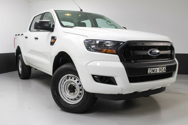 Used Ford Ranger XL Double Cab, Cardiff, 2016 Ford Ranger XL Double Cab Utility