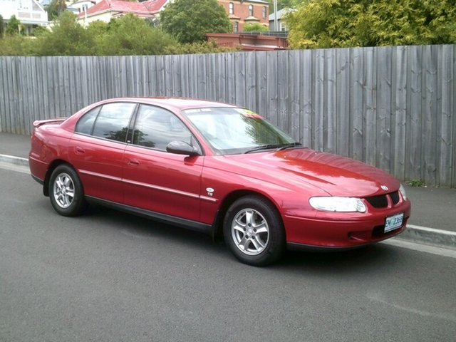 Used Holden Commodore Equipe, North Hobart, 2001 Holden Commodore Equipe Sedan