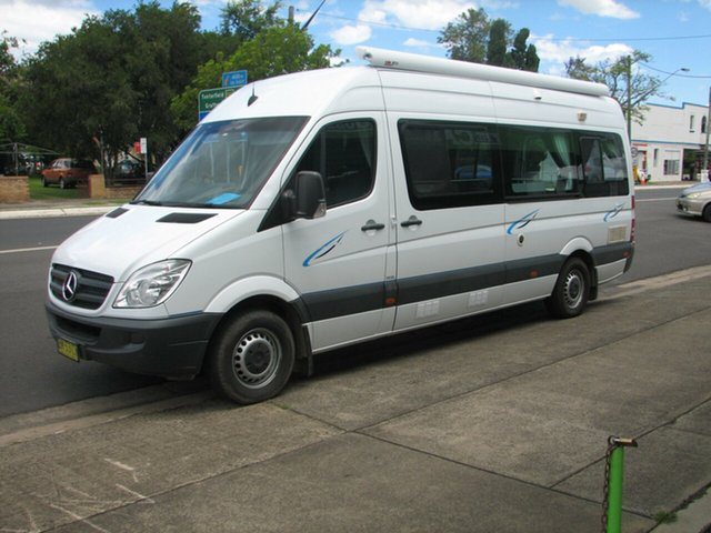 Used Mercedes-Benz Sprinter Motorhome, Casino, 2007 Mercedes-Benz Sprinter Motorhome Long Wheel Base