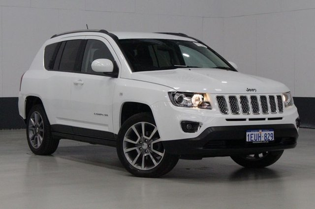 Used Jeep Compass Limited (4x4), Bentley, 2014 Jeep Compass Limited (4x4) Wagon