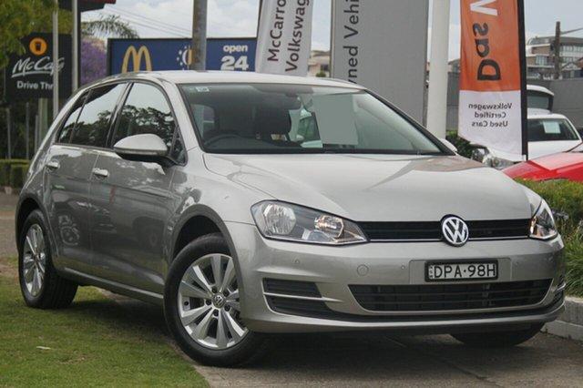 Used Volkswagen Golf 92TSI DSG Comfortline, Waitara, 2016 Volkswagen Golf 92TSI DSG Comfortline Hatchback