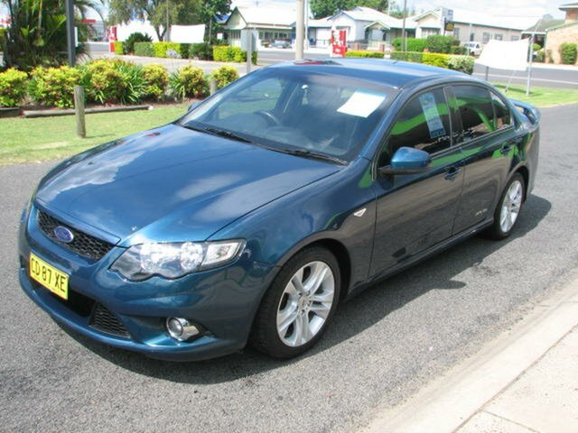 Used Ford Falcon BG, Casino, 2009 Ford Falcon BG Sedan
