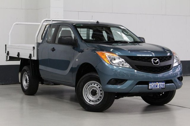 Used Mazda BT-50 XT (4x4), Bentley, 2012 Mazda BT-50 XT (4x4) Freestyle Cab Chassis