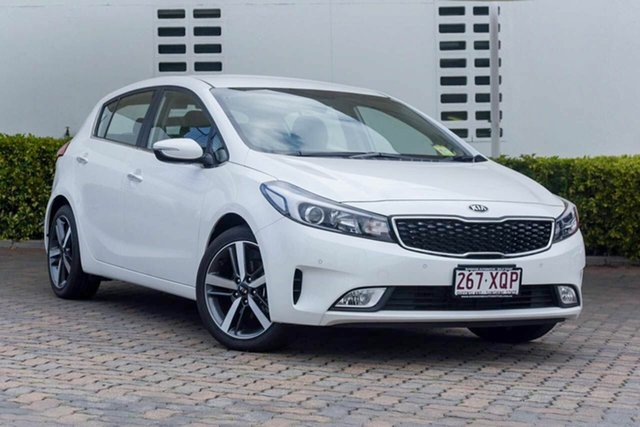 Discounted Demonstrator, Demo, Near New Kia Cerato Sport+, Southport, 2017 Kia Cerato Sport+ Hatchback