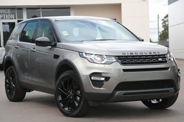 Demonstrator, Demo, Near New Land Rover Discovery Sport TD4 110kW HSE, Narellan, 2017 Land Rover Discovery Sport TD4 110kW HSE SUV
