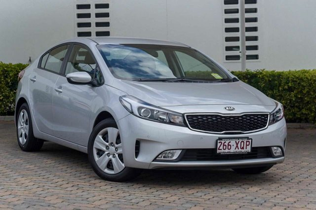 Discounted Demonstrator, Demo, Near New Kia Cerato S, Southport, 2017 Kia Cerato S Sedan