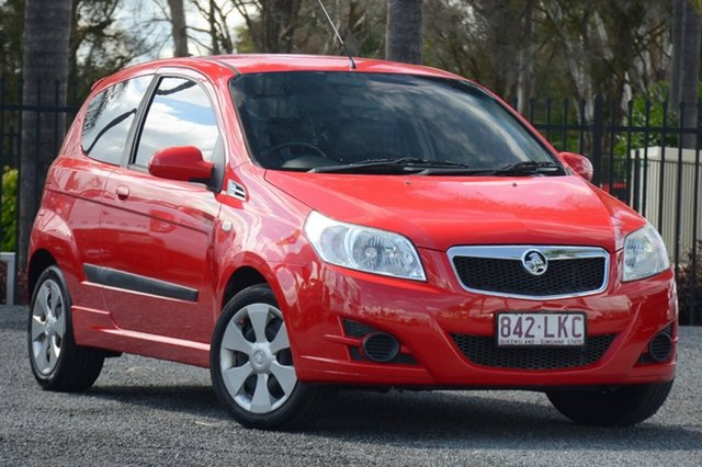 Used Holden Barina, Beaudesert, 2008 Holden Barina Hatchback