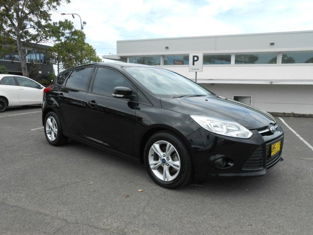 Used Ford Focus Trend PwrShift, Nowra, 2015 Ford Focus Trend PwrShift Hatchback