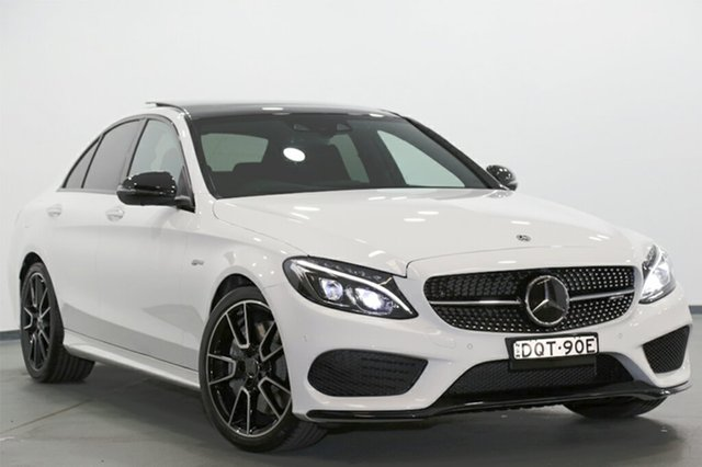 Used Mercedes-Benz C43 AMG 9G-TRONIC 4MATIC, Narellan, 2017 Mercedes-Benz C43 AMG 9G-TRONIC 4MATIC Sedan