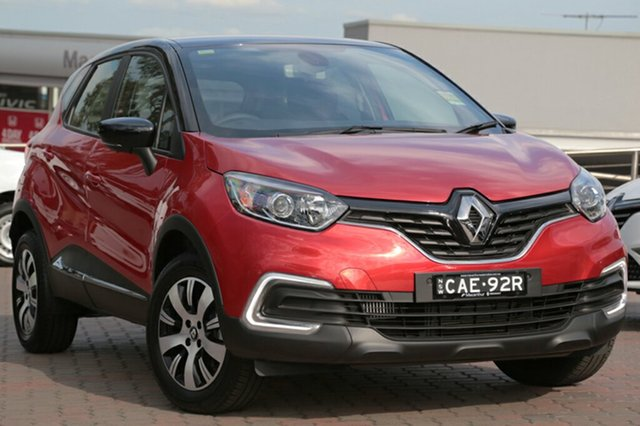 Discounted Demonstrator, Demo, Near New Renault Captur Zen EDC, Narellan, 2017 Renault Captur Zen EDC Hatchback