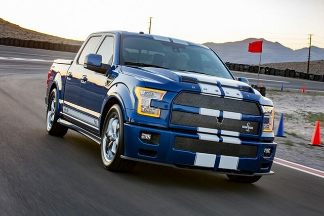 Used Ford F150 Shelby Super Snake, North Lakes, 2017 Ford F150 Shelby Super Snake Crewcab