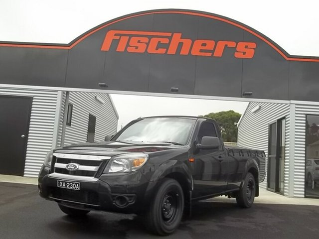 Used Ford Ranger XL Hi-Rider, Murray Bridge, 2009 Ford Ranger XL Hi-Rider Cab Chassis